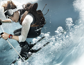 Photographer Zena Holloway describes how she made the water her muse