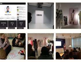 ASOS – New Blood Brief + Workshop