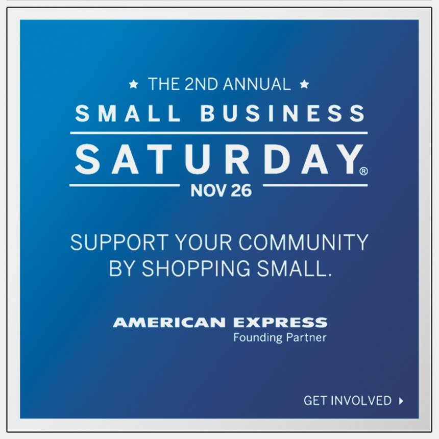 american express open small business saturday case study The 2016 state of women-owned businesses report commissioned by american express open,  small business saturday  related american express company articles.