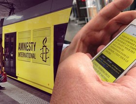 'Good' Campaign of the Week: Amnesty International